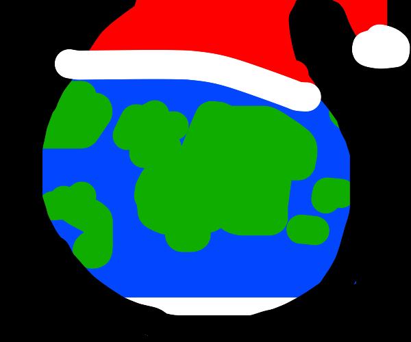 Santa Claus Earth?
