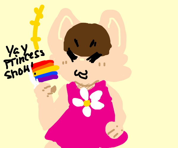 Animal crossing meary is best villager