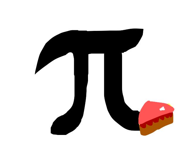 pi likes pie