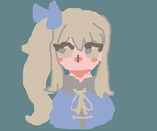 Lucy Heartfillia from Fairytail