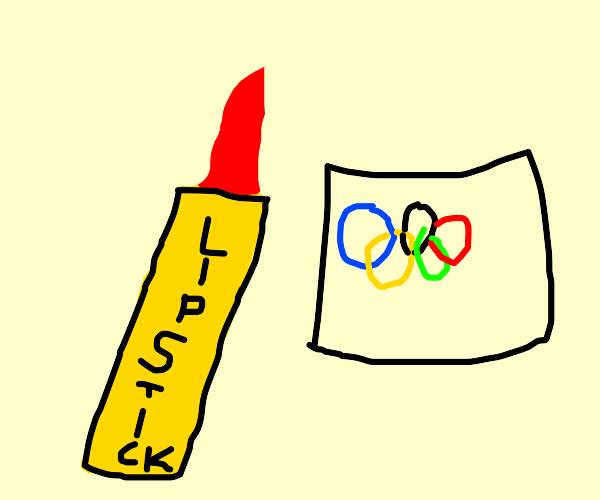 Athletic Lipstick