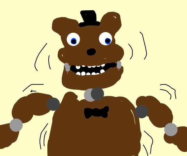 Freddy fazbear shakes