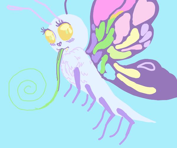 Fanged Butterfly