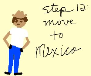 step 11: go broke