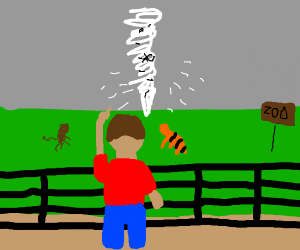 Zoo tornado