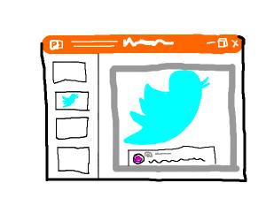 PowerPoint + Twitter