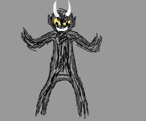 the devil from cuphead