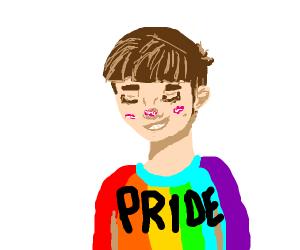 Gay boy