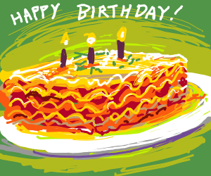 Garfield's Birthday