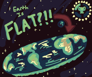 MatPat Game Theory: The Earth is Flat