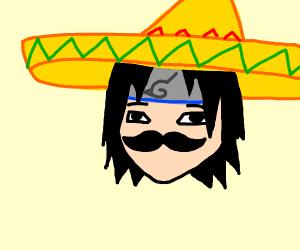 mexican sasuke (sasuque)