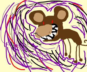spooky monkey meme