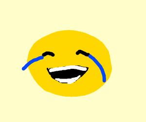 cry-laughing emoji