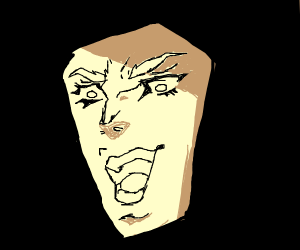 ... But it was me dio