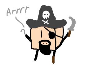 Cube-pirate