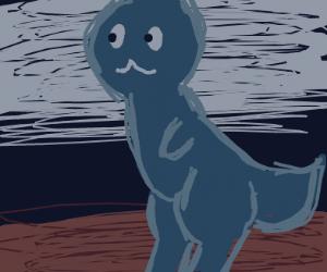 Seal-asaurus Rex