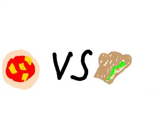 Hawaiian vs a sandwich