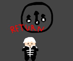 return of MCR