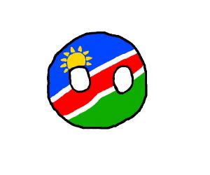 Namibia countryball
