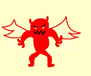 Devil Flying