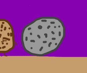 metal potato