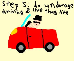 Step 4: Quit preschool