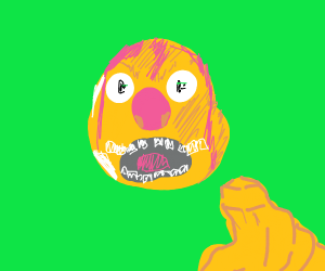 Zombie Yellmo