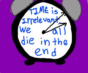 emo clock
