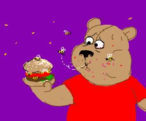 bee burger