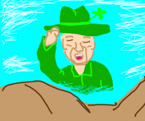 Screaming Irish Cowboy
