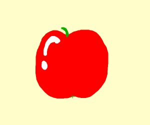 Apple, but without the bite
