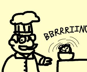 Alarm Clock Chef