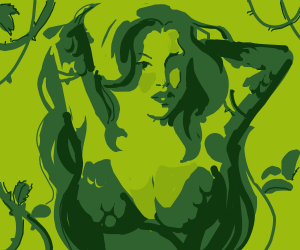 Poison Ivy (all green)