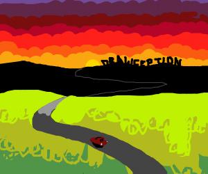 Driving to Drawception