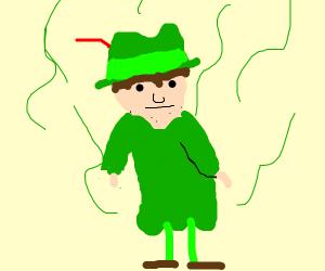 Stinky Peter Pan