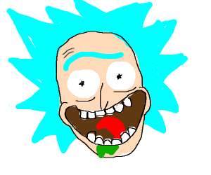 Very Detailed Rick (Rick And Morty)