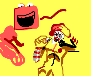 Old MacDonald has a stand