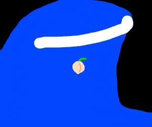 Peach in a Tsunami