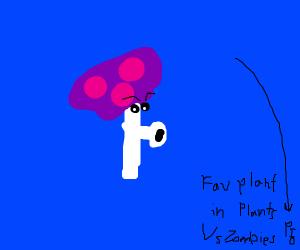 Favorite Plant from PvZ (PIO)
