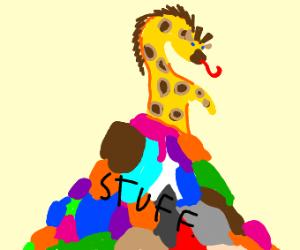 Giraffes and stuff