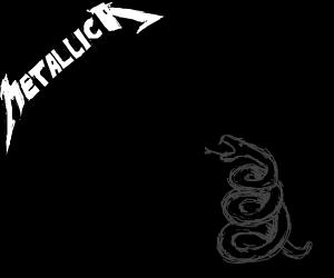 Metallica's Black Album