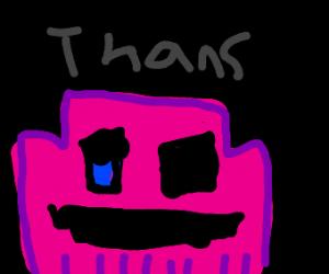 Thanos + Sans = Thans