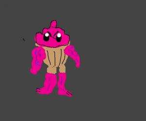 buff cupcake