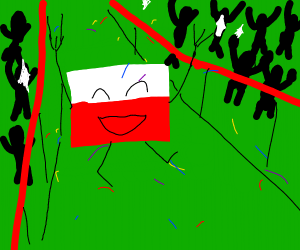 HELL YEAH POLAND BABY!!