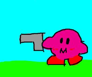 kirby gun