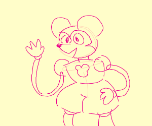 spinel but it's mickey