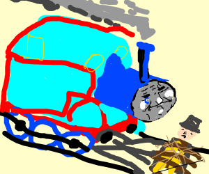 Murder on the Sodor Express