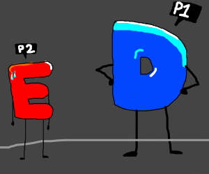 drawception logo as player 1