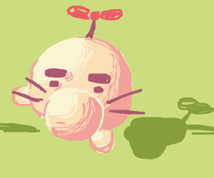 Mr.Saturn from earthbound jumping