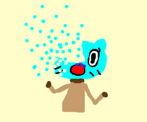 Gumball gets thanos snapped